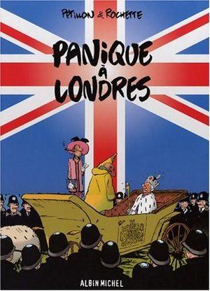Panique à Londres