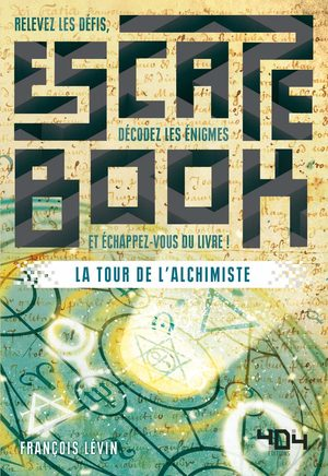 Escape Book : La Tour de l'Alchimiste