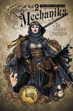 Lady Mechanika - The Tablet of Destinies