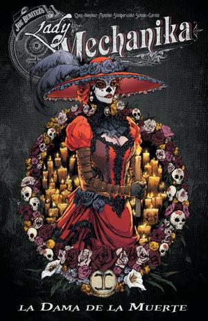 Lady Mechanika - La Dama de la Muerte