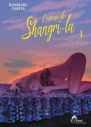 L'oiseau de Shangri-la Manga