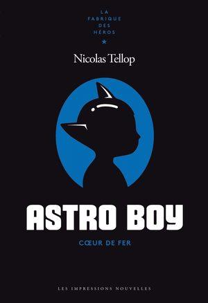 Astro Boy - Coeur de fer Ouvrage sur le manga