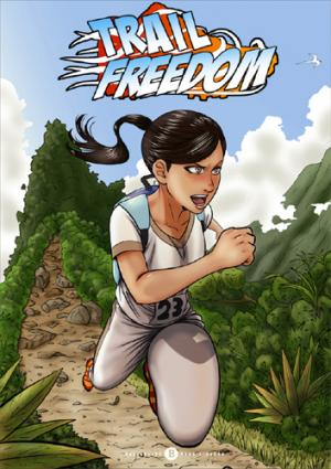 couverture, jaquette Trail freedom