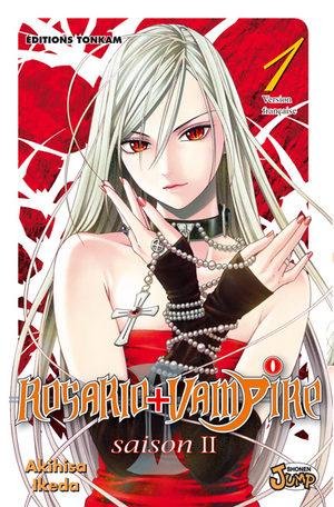 Rosario + Vampire - Saison II Manga