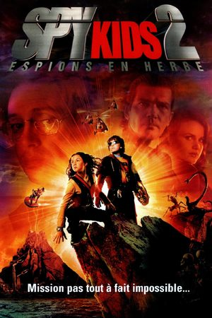 SPY KIDS 2 - Espions en herbe Film