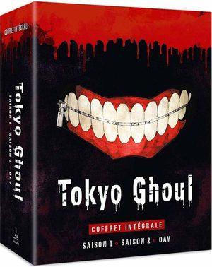 Tokyo Ghoul Saisons 1 & 2 Série TV animée