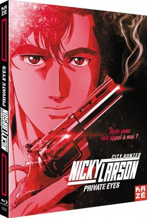 City Hunter - Nicky Larson - Private Eyes Film