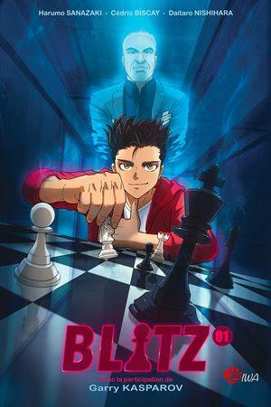 Blitz Global manga
