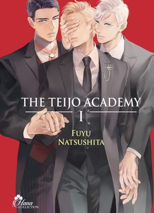 The Teijo Academy Manga