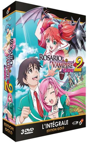 Rosario   Vampire Capu2 Série TV animée
