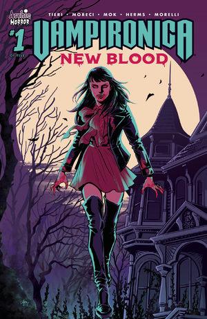 Vampironica - New Blood