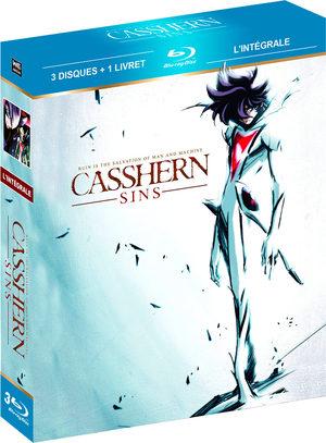 Casshern Sins Série TV animée
