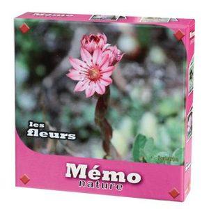 Les Mémo nature - Les Fleurs
