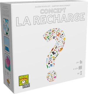 Concept - La recharge