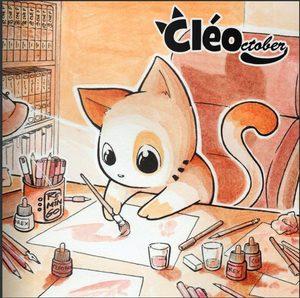 Cléoctober Artbook