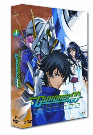 Mobile Suit Gundam 00 - Saison 2