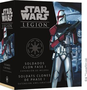 Star Wars Legion - Soldats Clones de Phase I