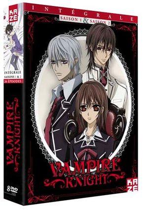 Vampire Knight - Saison 1 Série TV animée