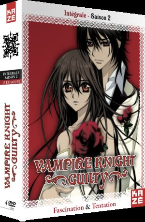 Vampire knight Guilty - Saison 2 Manga