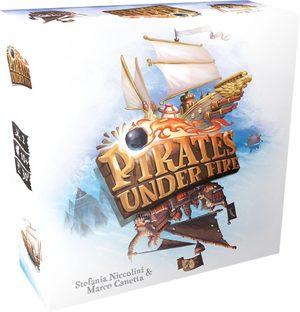 Pirates Under Fire