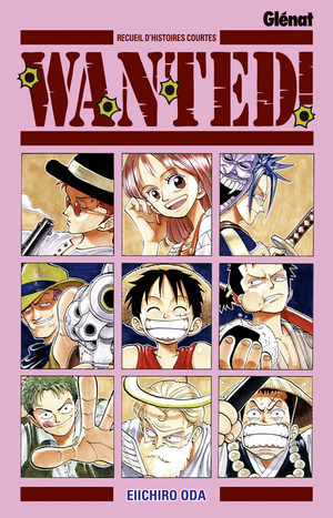 Wanted! Manga