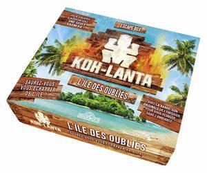 Escape Box - Koh-Lanta