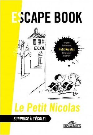 Escape Book Junior - Le Petit Nicolas