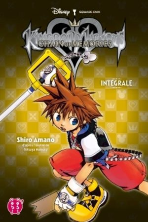 Kingdom Hearts Chain of Memories Manga