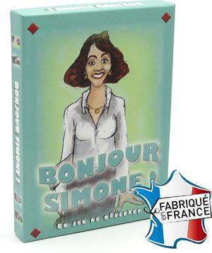 Bonjour Simone !