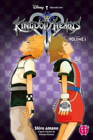 Kingdom Hearts II Manga