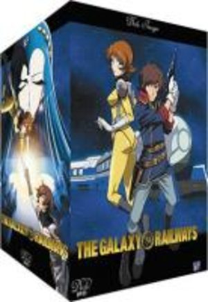 The Galaxy Railways - Saison 1 Série TV animée