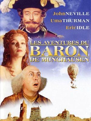 Les aventures du baron de Munchausen Film