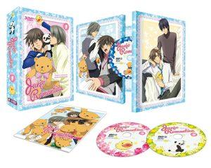 Junjou Romantica - Pure romance- Série TV animée