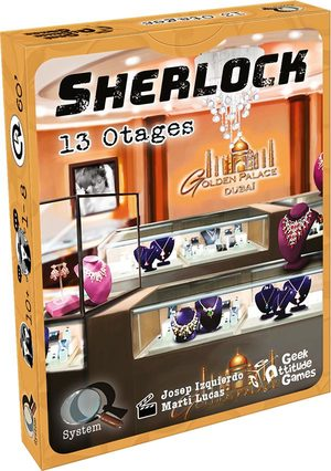Sherlock - 13 otages