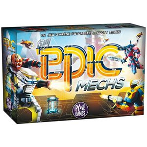 Tiny Epic - Mechs