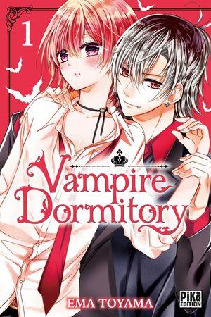 Vampire Dormitory  Manga