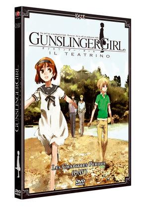 Gunslinger Girl: Il Teatrino Manga