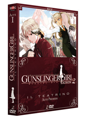 Gunslinger Girl - Il Teatrino Série TV animée