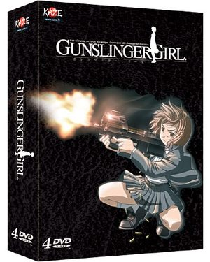 Gunslinger Girl Série TV animée