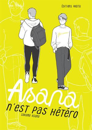 Asana n'est pas hétéro Manga