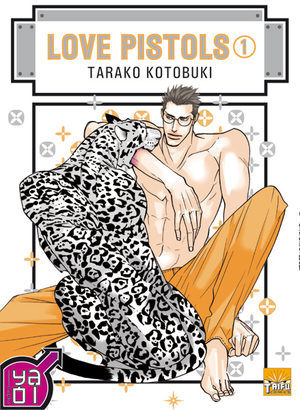 Love Pistols Manga