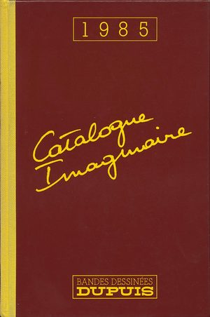 Catalogue imaginaire