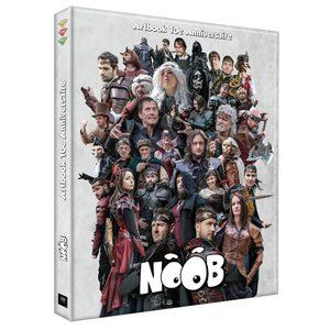 ARTBOOK 10 ans de Noob