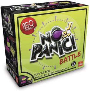 No Panic - Battle