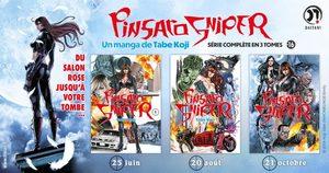 Pinsaro Sniper Manga
