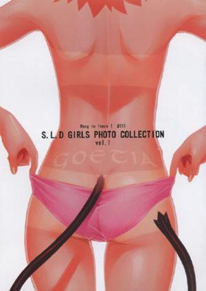 Kotaro Mori - Stray little devil Girls Photo Collection - Goetia Artbook