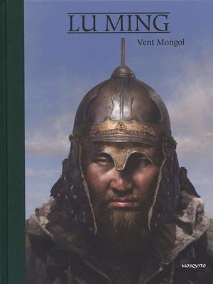 Vent Mongol Artbook