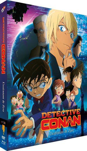 Detective Conan - Film 22 : L'exécutant de zéro