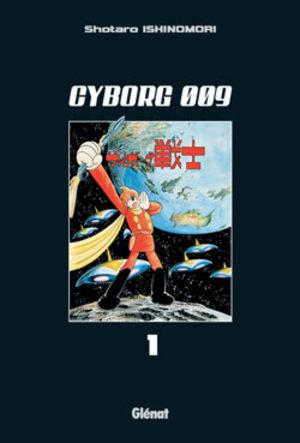 Cyborg 009 Manga