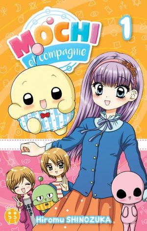 Mochi et Compagnie Manga